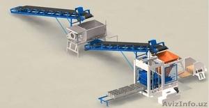 станок для производства брусчатки PRS-800 мини - Изображение #1, Объявление #1164914